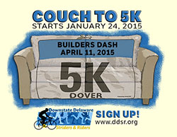 Our Couch to 5K program
